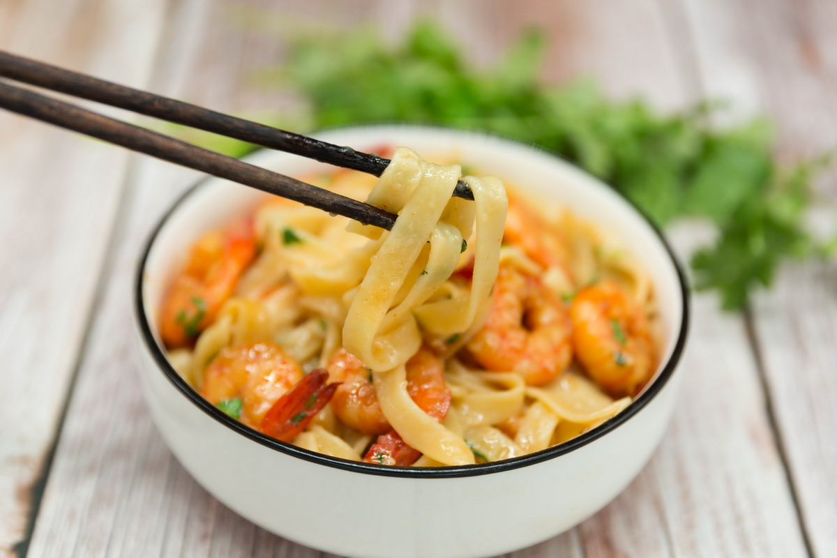 easy shrimp pasta recipes