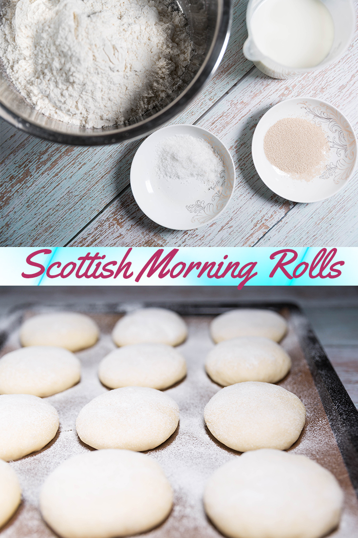 Scottish Morning Rolls