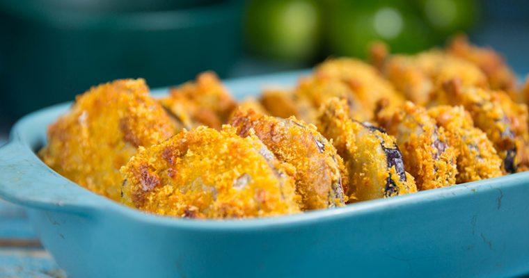 baked eggplant recipes
