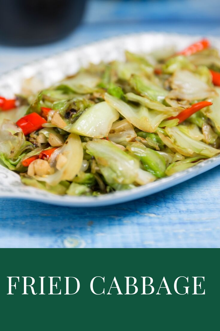 fried cabbage recipes
