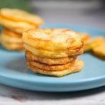 oven baked potato slices