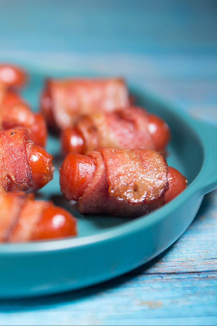 Bacon Wrapped Smokies recipes