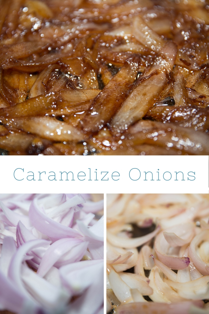 How to make caramelize onions