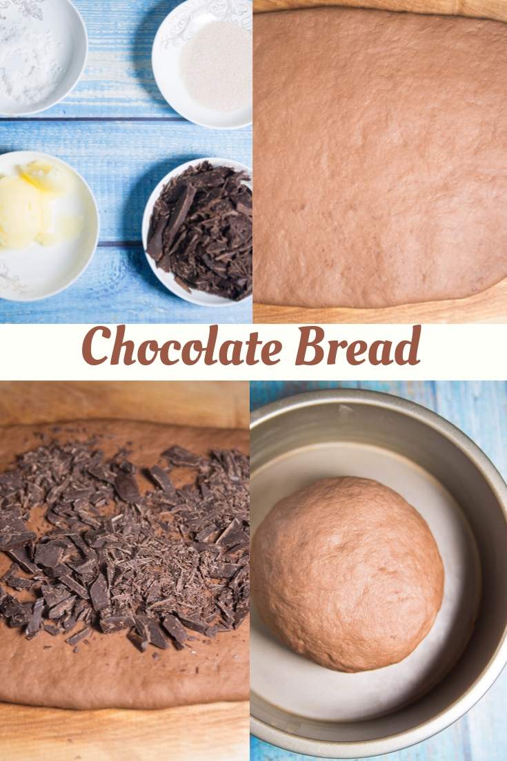 how to make Chocolate bread
