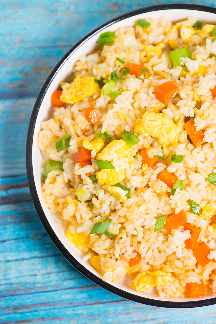 Easy fried rice recipes