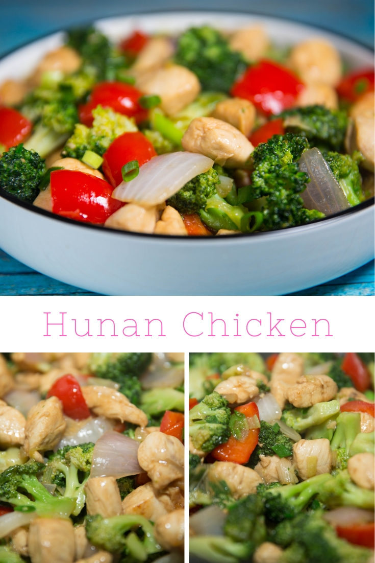 HOW DO YOU MAKE HUNAN CHICKEN?