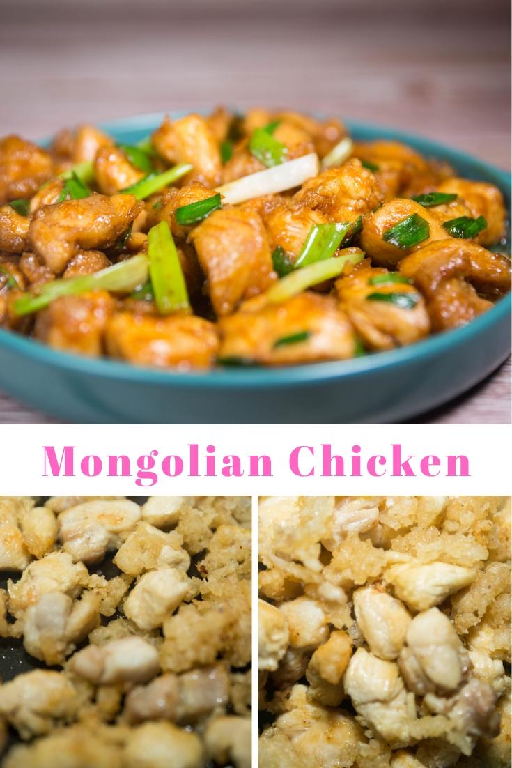 HOW DO YOU MAKE MONGOLIAN CHICKEN?