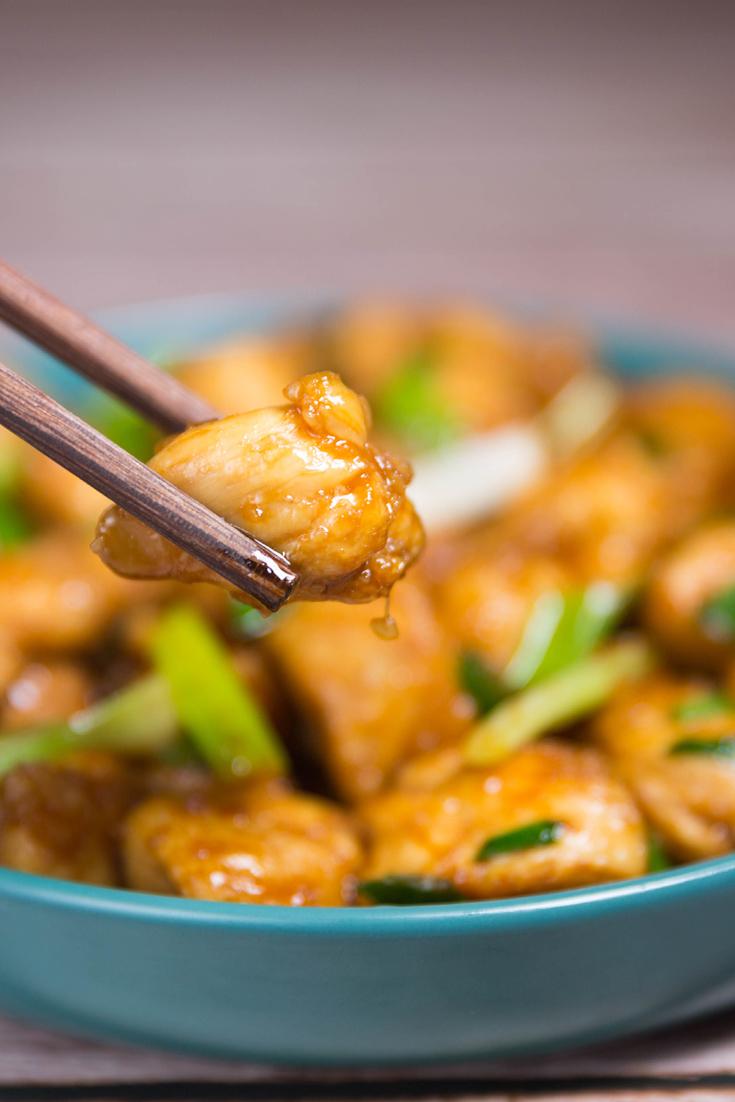 Mongolian Chicken recipes