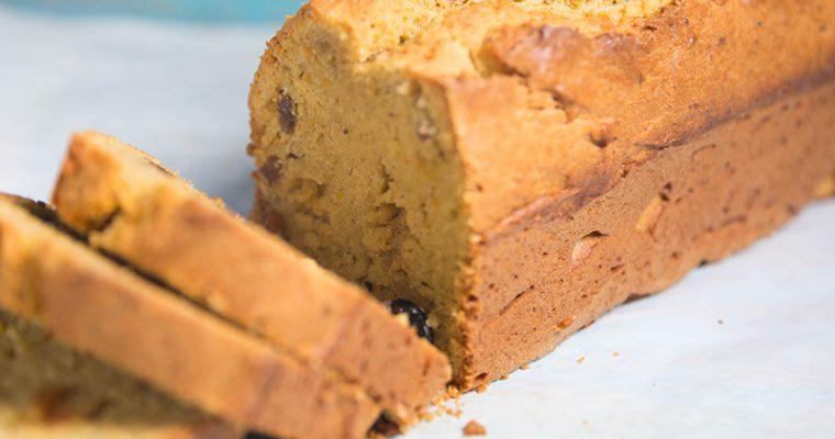Sweet Potato Raisin Bread