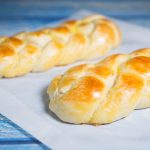 Swiss braided bread