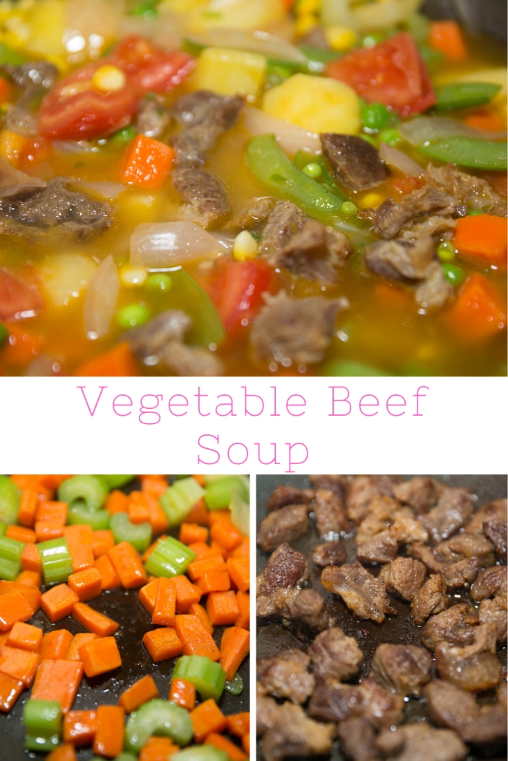 How to Make Vegetable Beef Soup