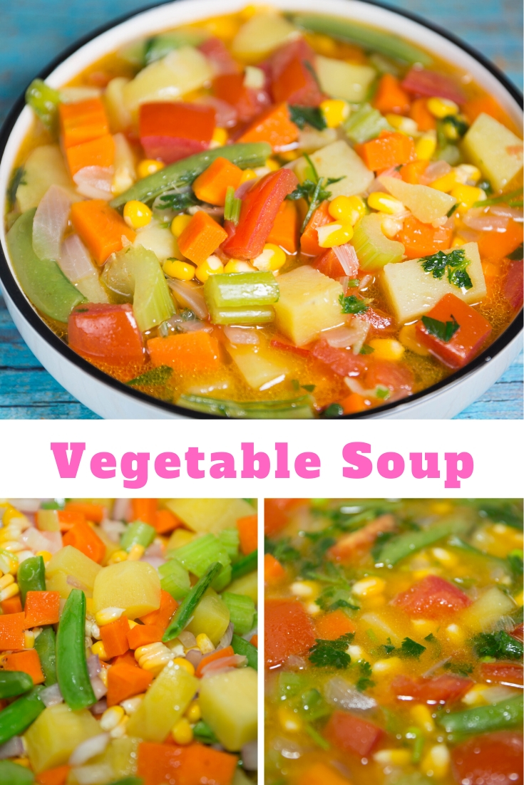 How To Make The Best Vegetable Soup