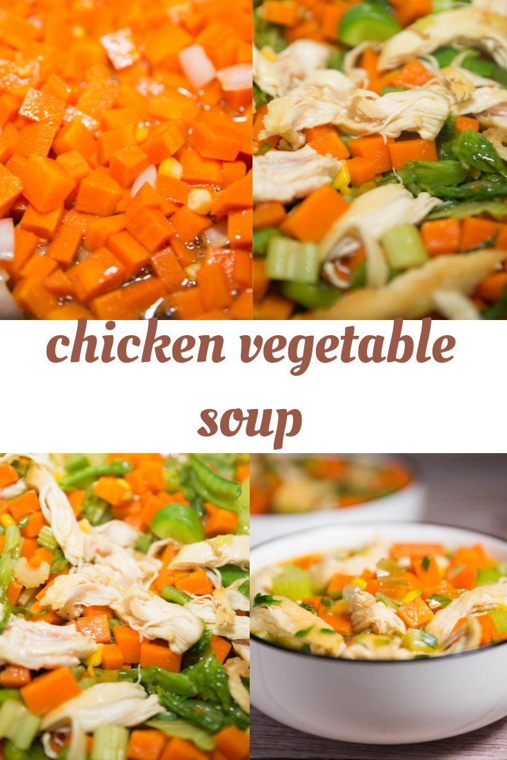 chicken vegetable