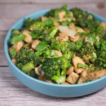 pork broccoli
