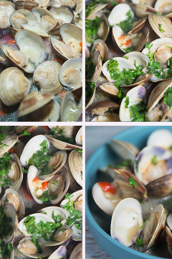 How To Pick Fresh Clams