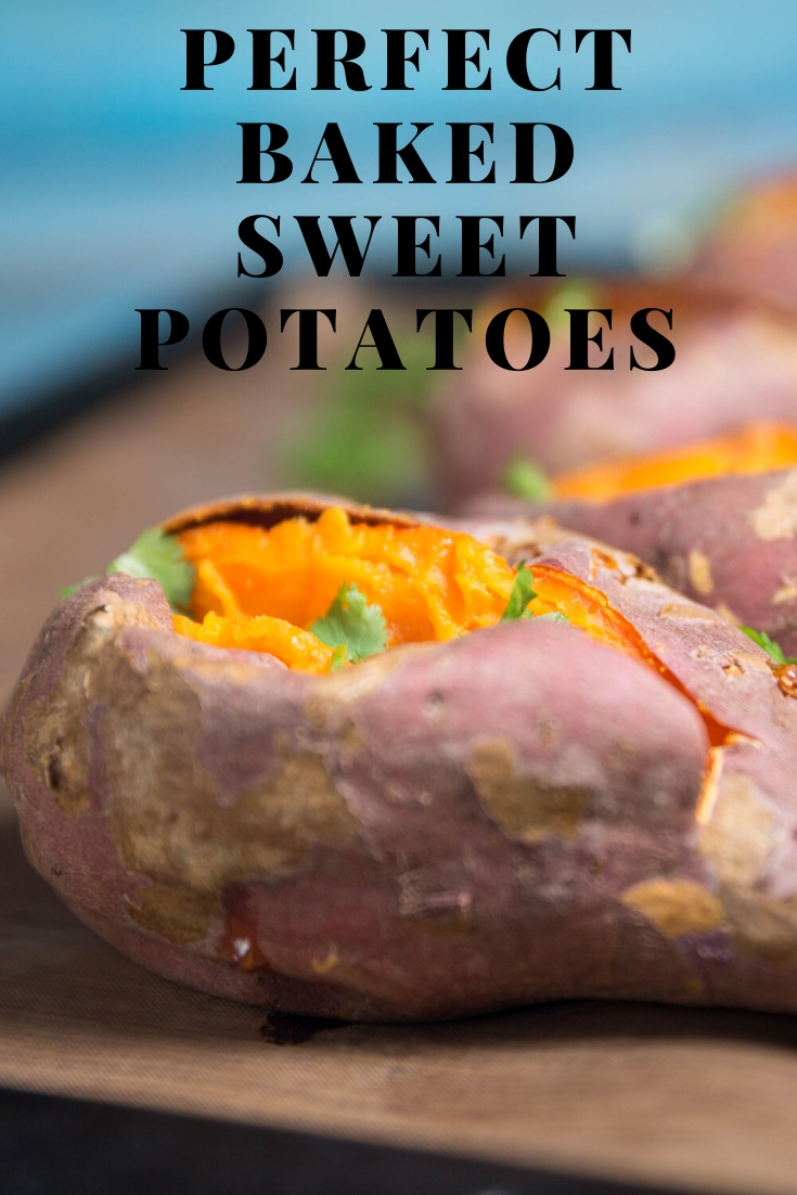 baked sweet potato nutrition facts