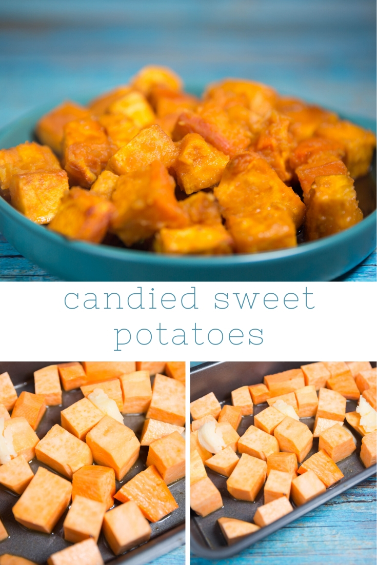 HOW DO MAKE CANDIED SWEET POTATOES