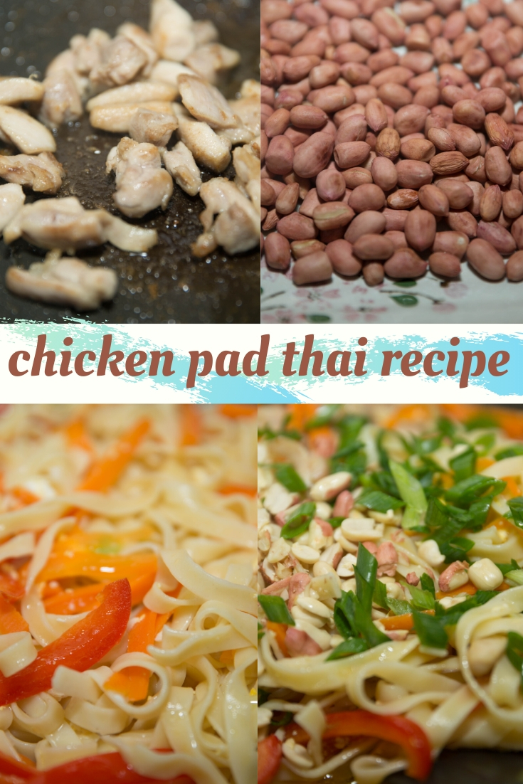 How do you make Pad Thai?