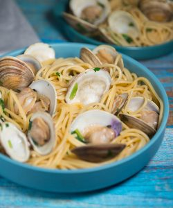 How to make clam pasta!