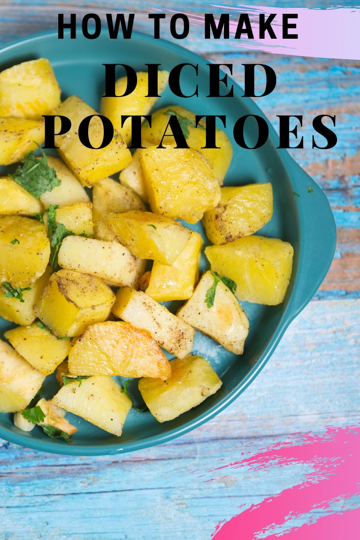 diced potatoes recipes
