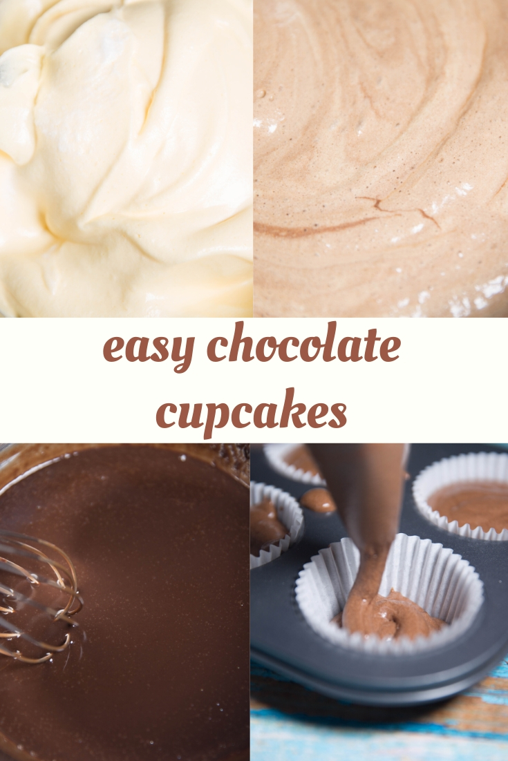 How to make chocolate cupcakes