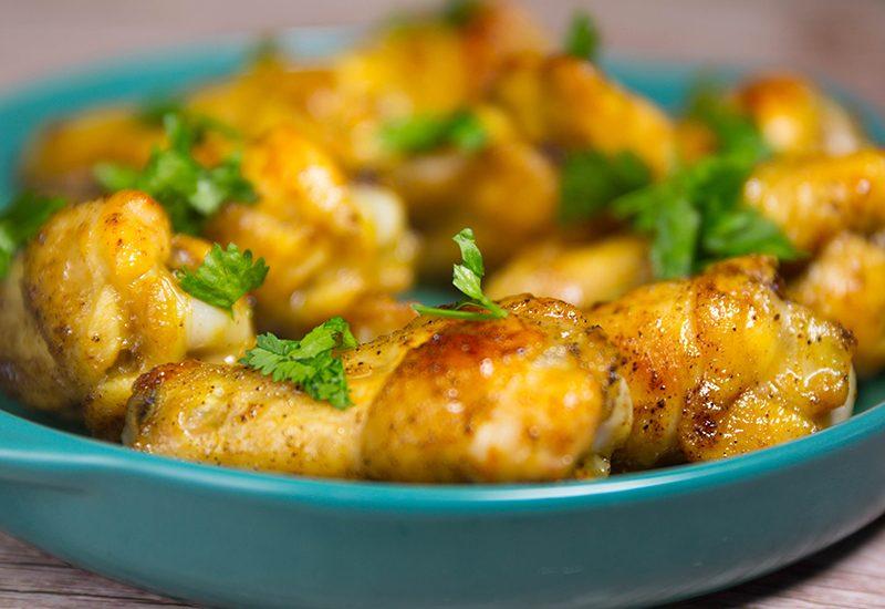 lemon pepper chicken wings