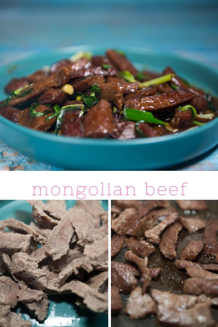 how to make Mongolian Beef Recipe: