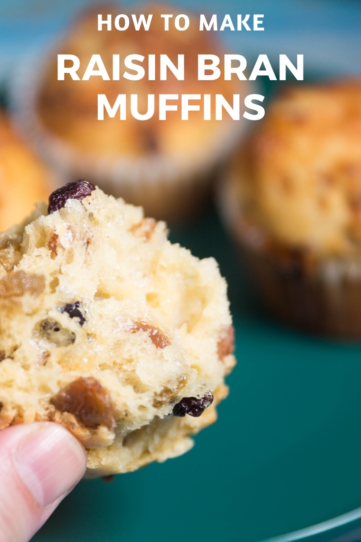 Raisin Bran Muffins recipes