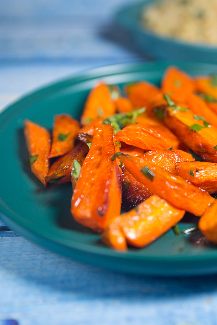 roasted carrots recipes