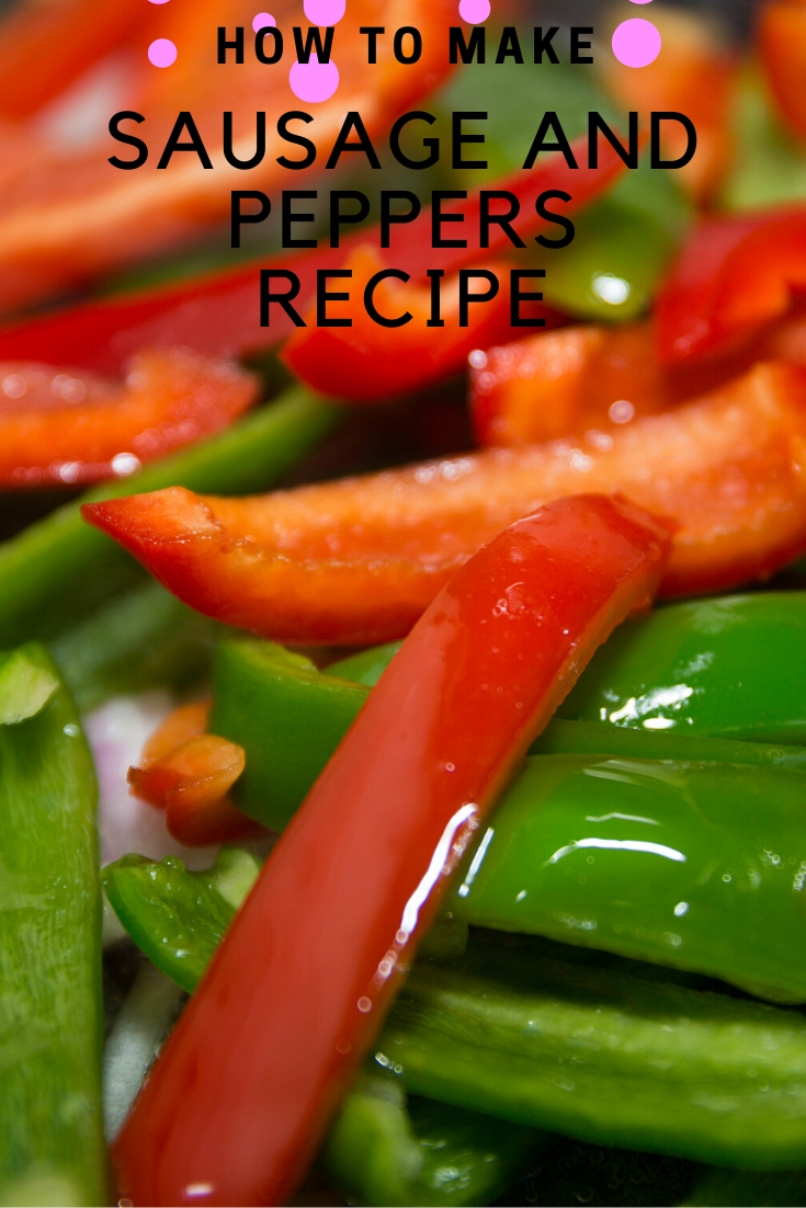 How To Cook Italian Sausage and peppers recipe: