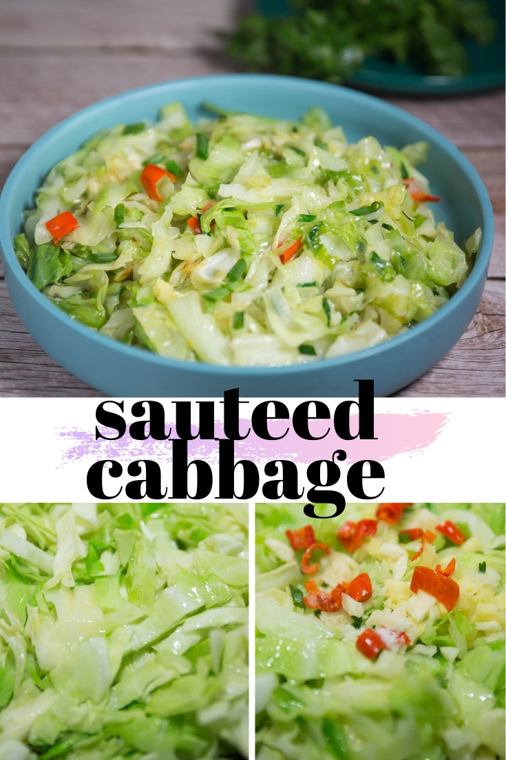 How to Make Sauteed Cabbage!