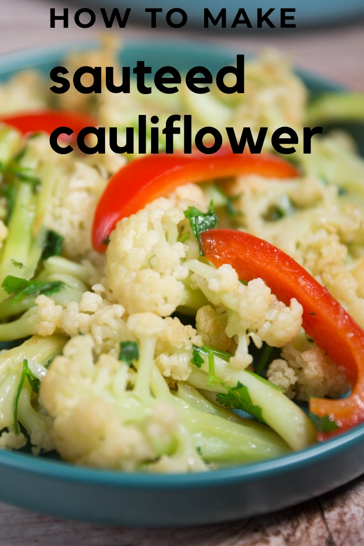 Sauteed Cauliflower recipes