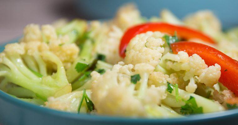 Sauteed Cauliflower