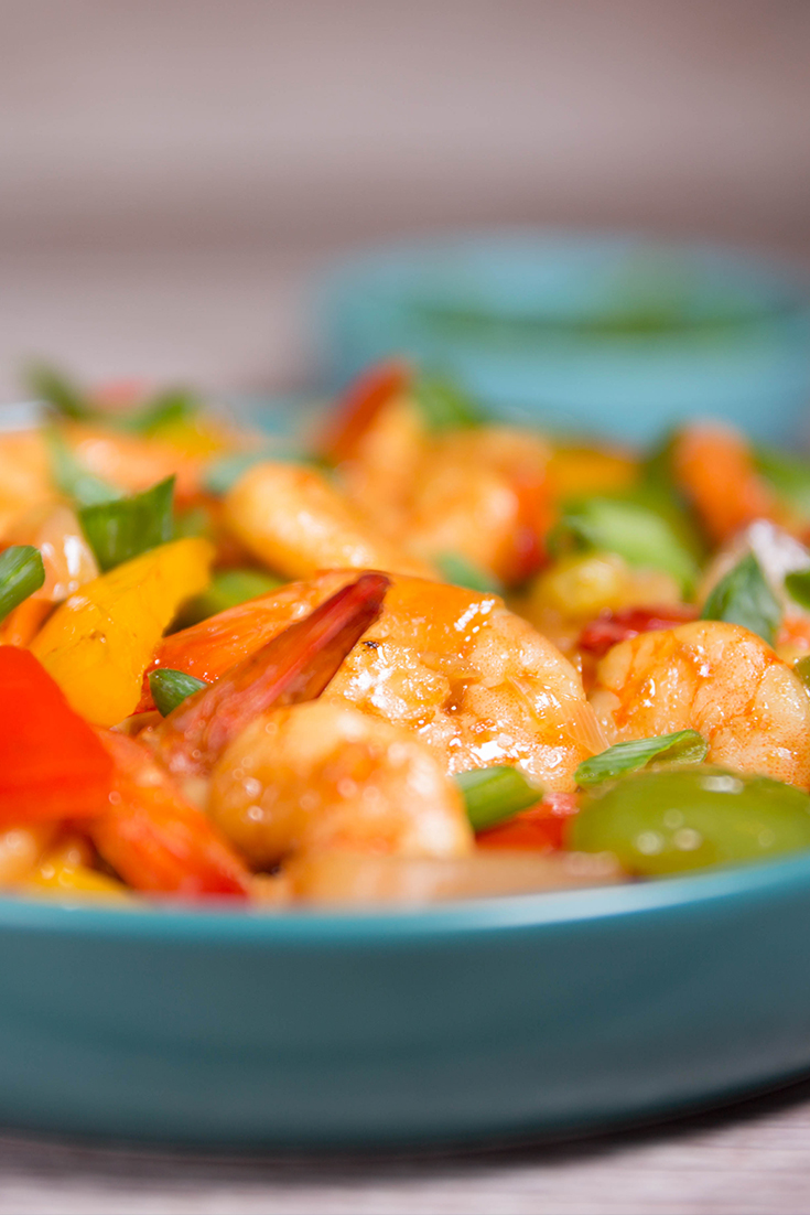 sweet and sour shrimp recipes