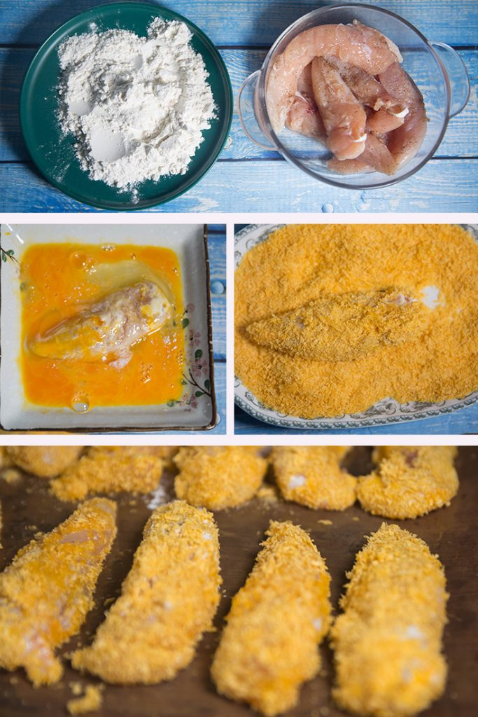 baked chicken tenderloin recipes