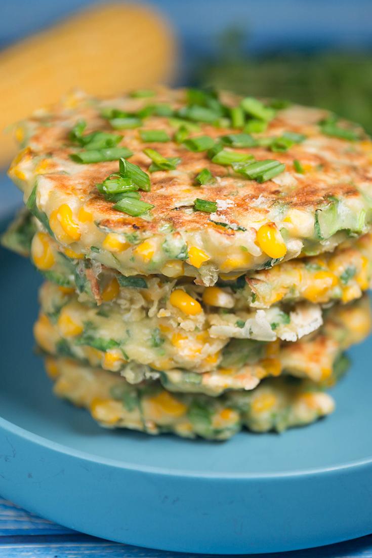 Corn Fritters recipes