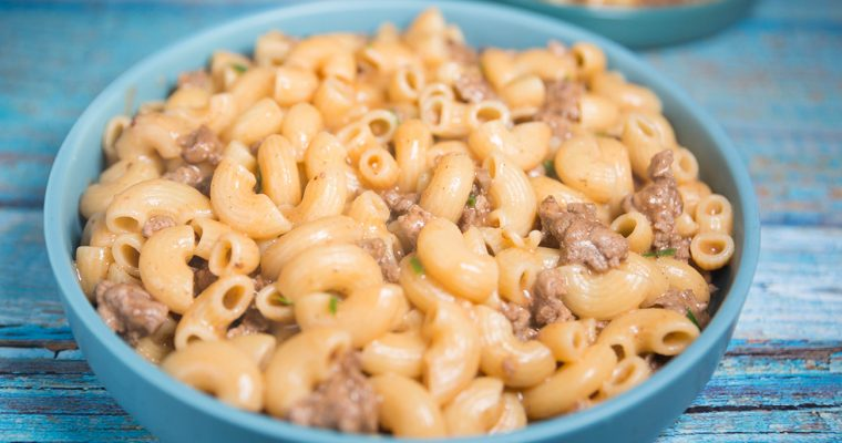 hamburger helper recipe