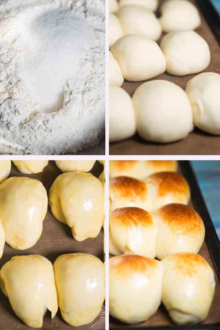 How To Make Parker House Rolls :