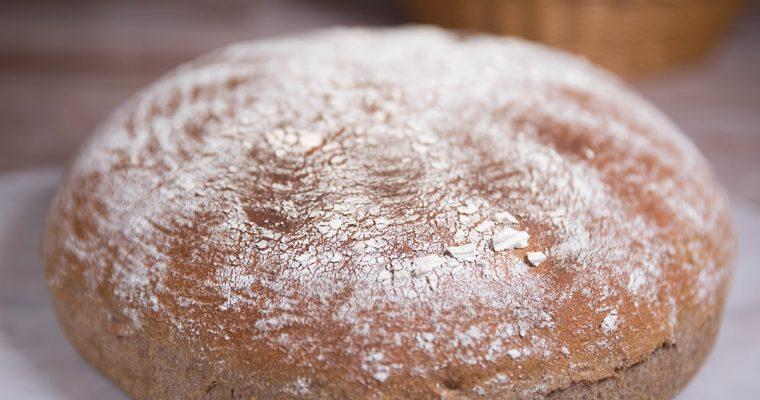 German Sourdough bread