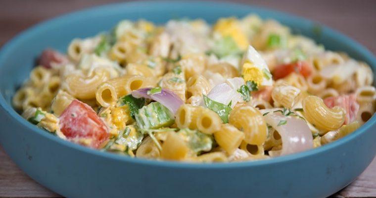 Macaroni Salad egg