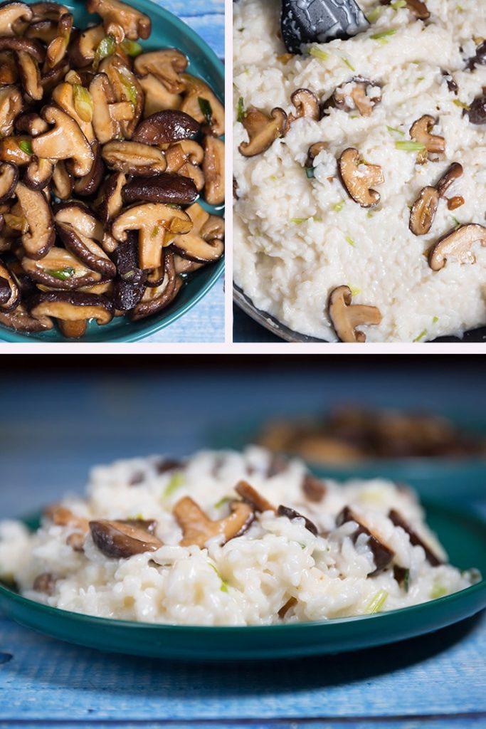 Mushroom Risotto recipes