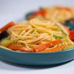 Vegetable Lo Mein Recipe