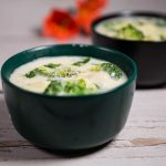 Cheddar Broccoli Potato Soup