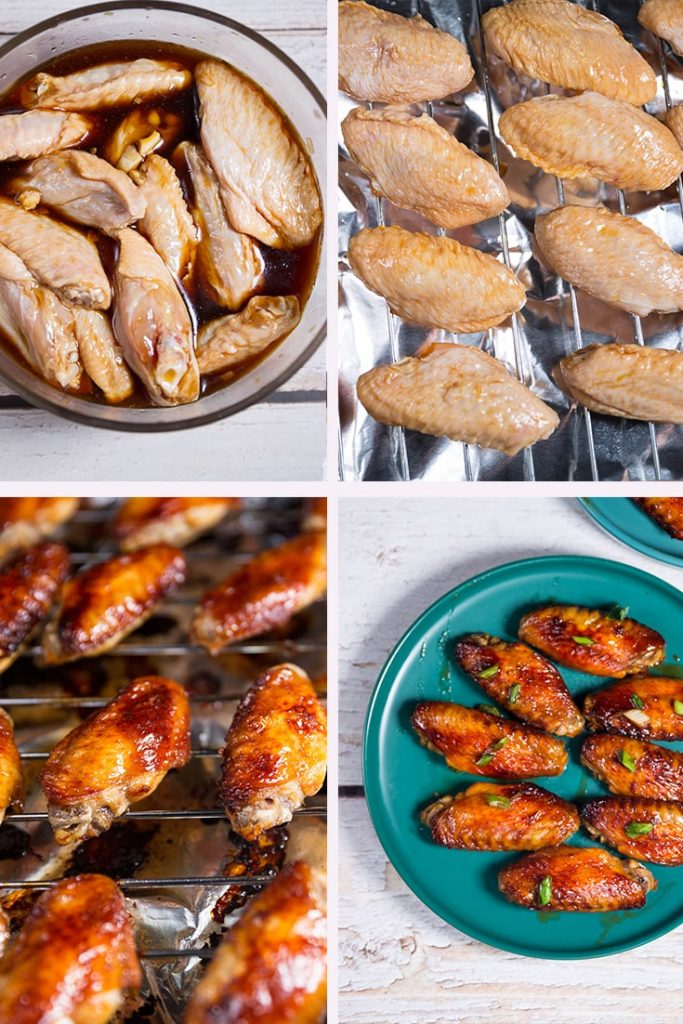 How to make chinese sticky chicken wings!
