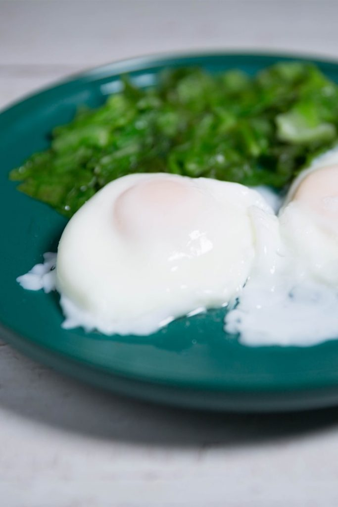 What is a Poached Egg?