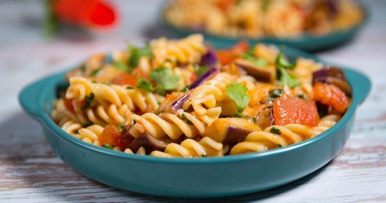 eggplant tomato pasta sauce