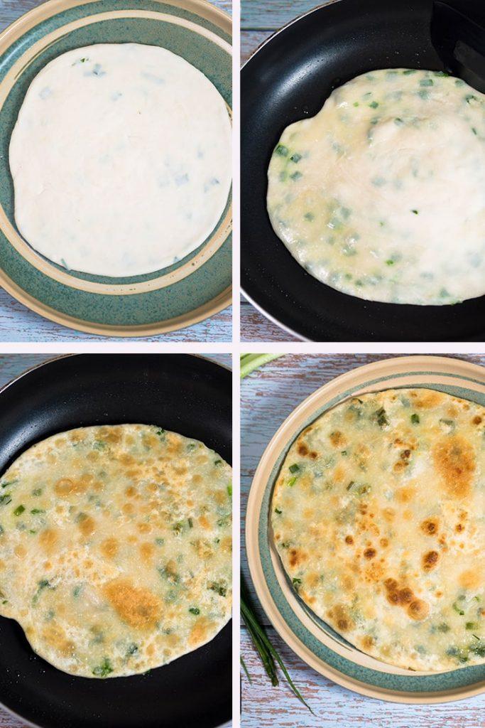 How to make Scallion Pancakes recipes!