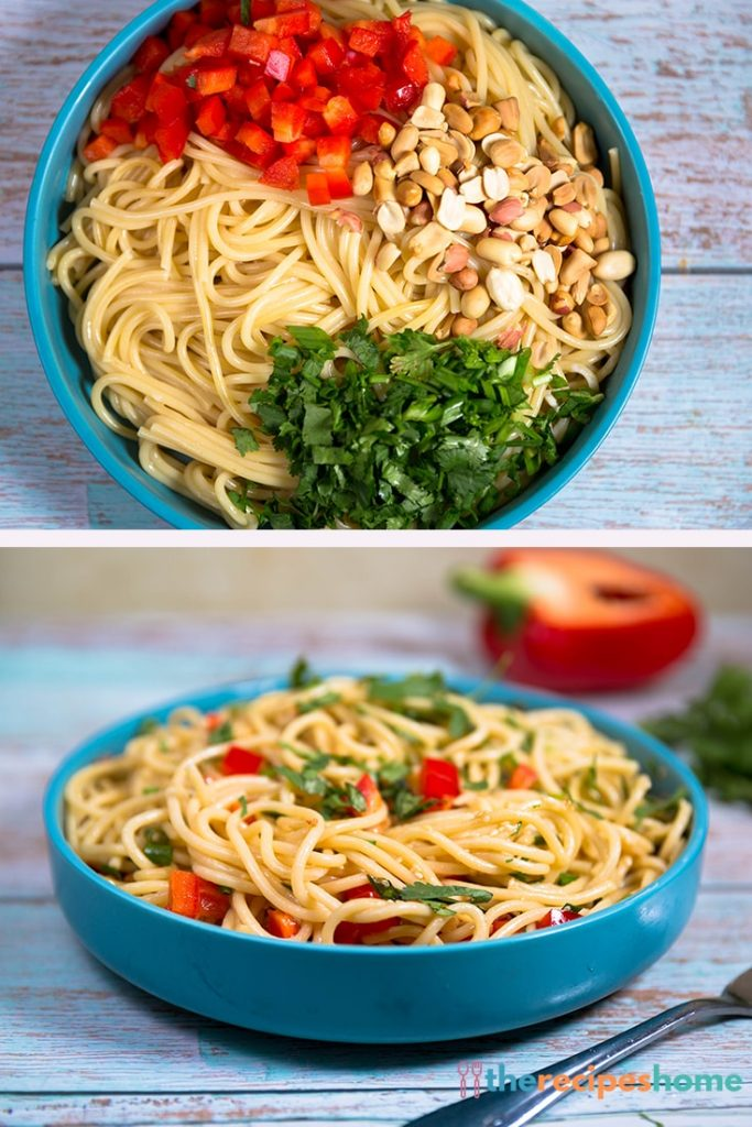 How to make Sesame Noodle Salad recipes!