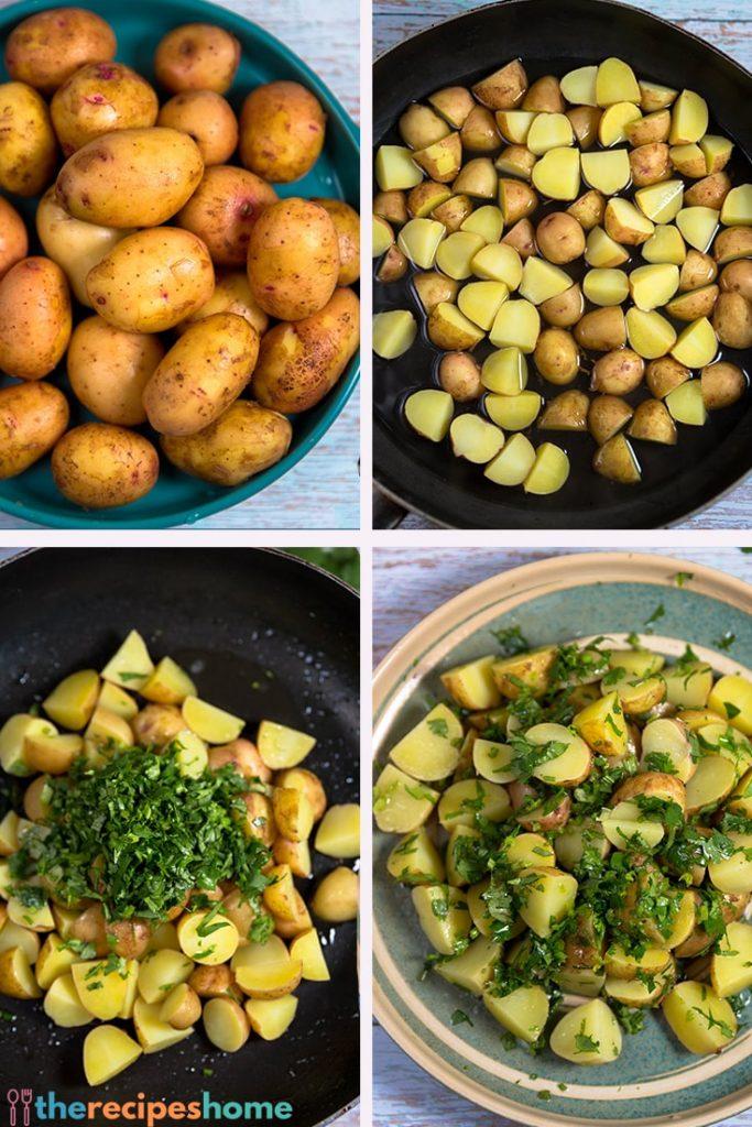 How to make little potato company recipes!