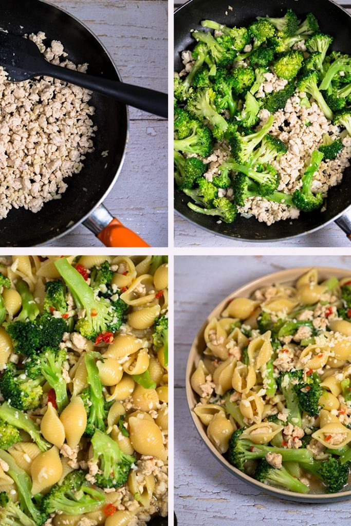 How to make orecchiette with sausage and broccoli rabe recipes!